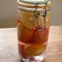 桃酒の作り方