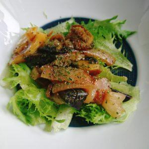 チアシードサラダ