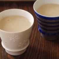 風邪の予防や引き始めの喉の痛みに効く飲み物