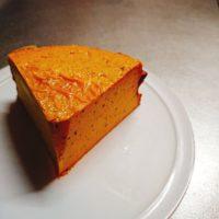かぼちゃの大量消費は皮ごと使った簡単ケーキで解決!