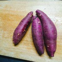 さつま芋のとっても簡単焼き芋、煮物レシピ