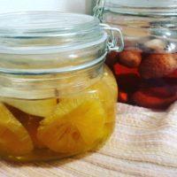 果実酒の果実を取り出すタイミングはいつ?