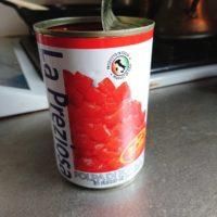 トマト缶は開封後何日持つ?残りの保存方法は?