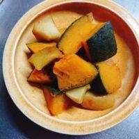 シナモンパウダーで砂糖不使用!かぼちゃのおかずレシピ